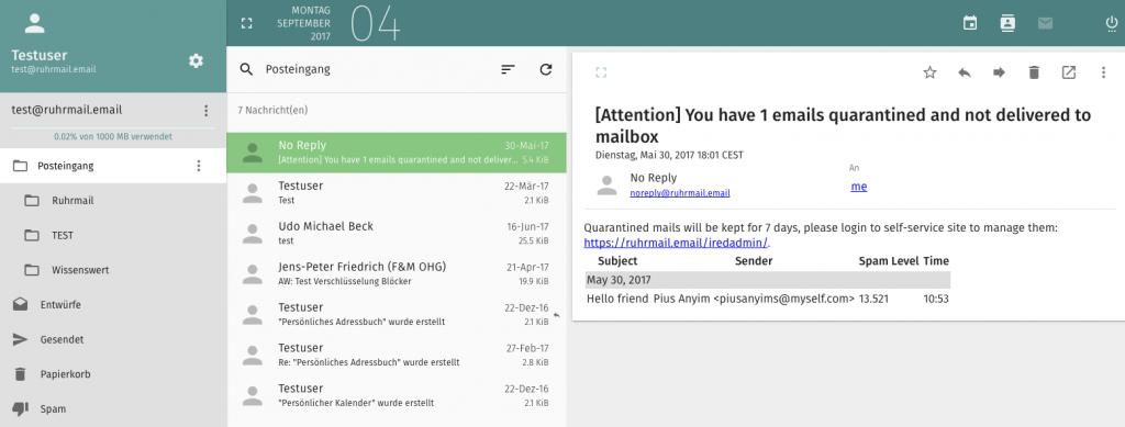 SOGO-eMail
